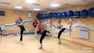 Связка тайбо Желанный фитнес