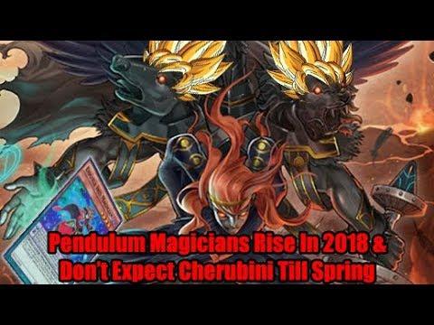 Pendulum Magicians Rise In 2018 & Don't Expect Cherubini Till Spring