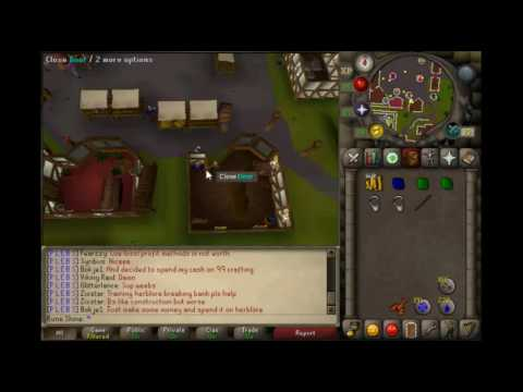 Ardougne Stall Thieving With No Guards Youtube