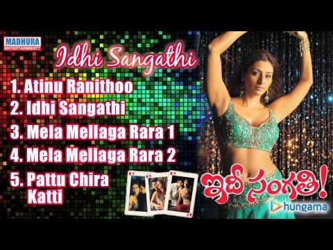 Idhi Sangathi - Telugu Audio Jukebox - Suchitra, Tippu, Chorus