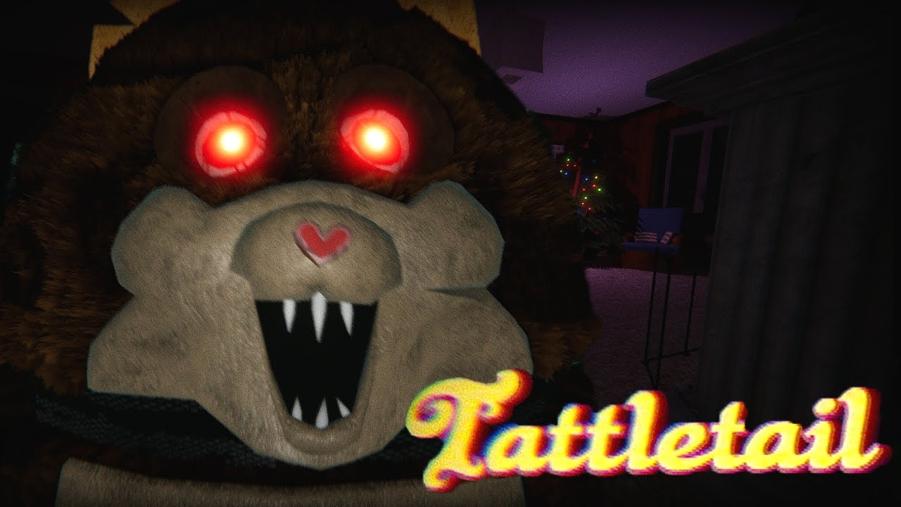 WHY IS THIS GAME SO SCARY!? | Tattletail #1 - YouTube |Tattletale Horror Game