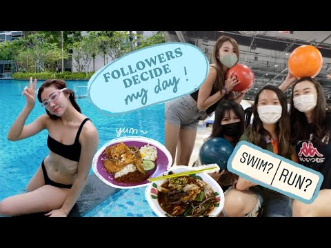 VLOGMAS #11: FOLLOWERS DECIDE MY DAY | MONGABONG