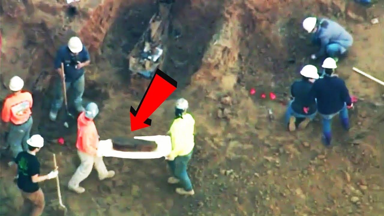 地中から見つかった驚くべき発掘物 トップ6