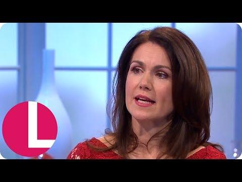 Susanna Reid Talks About Her 1 Million Minutes Campaign   Lorraine