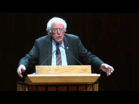 Bernie Sanders on His Early Political History and Book
