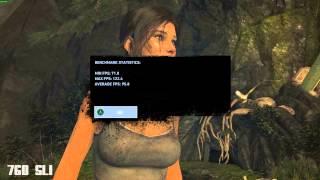GTX 980 Ti vs GTX 760 SLI Tomb Raider
