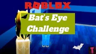 ROBLOX Prison Life - Bat's Eye Challenge