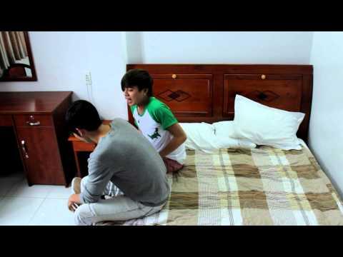 BB Trần và Rje vào khách sạn