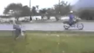 Bütün  Dünyanın Konuştuğu Bisiklet Kazası