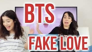 BTS (방탄소년단) FAKE LOVE REACTION