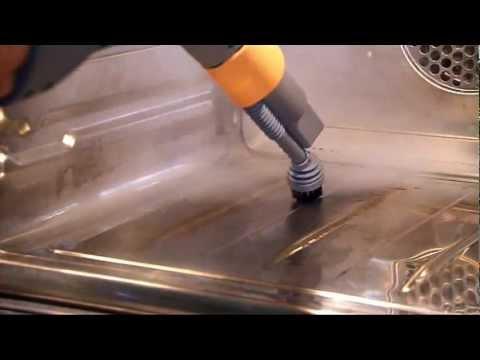 Pulizia forno vapore con biocleaner youtube