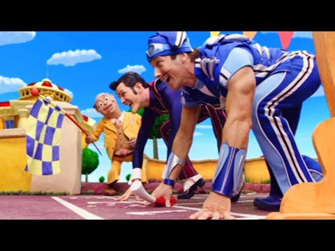 LazyTown | Sports Day | FULL EPISODE!