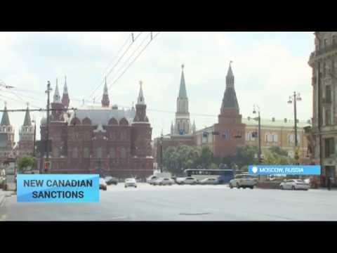 Canada imposes fresh sanctions on 15 Crimean collaborators