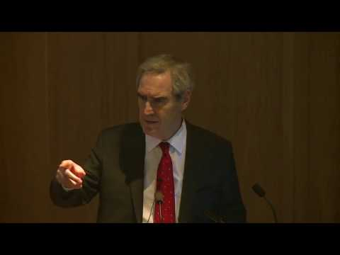 Michael Ignatieff: Human Rights, Global Ethics and the Ordinary Virtues