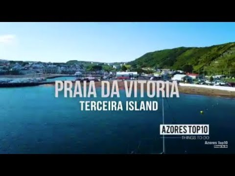 Praia da Vitória, Terceira | Ocean/Beaches | Azores Top 10 Things To Do