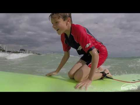 What Are The Best Kinds of Waves For Learning To Surf -- Miami Beach -- SoBe Surf