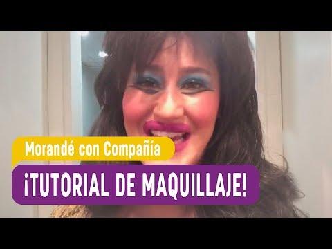 ¡Lady Devonette y su tutorial de maquillaje! - Sonora para rehabilitarse - Morandé con Compañía 2017