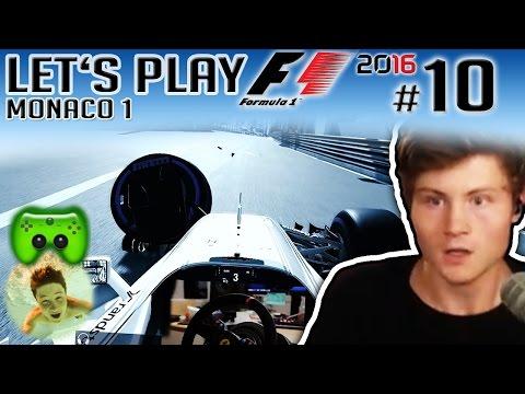 F1 2016 #10 | AUTO ZERSTÖRT | Monaco 1 | PietSmiet & Dner