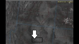 6/03/2015 -- Arizona Dormant Volcano Erupts plumes @ Sunset Craters - Visible on Satellite Imagery