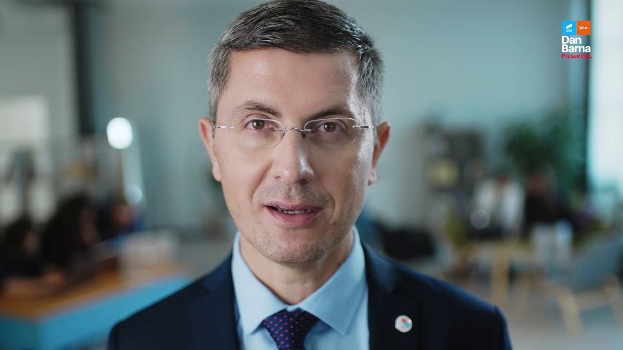 Dan Barna Președinte - Zece proiecte pentru România.