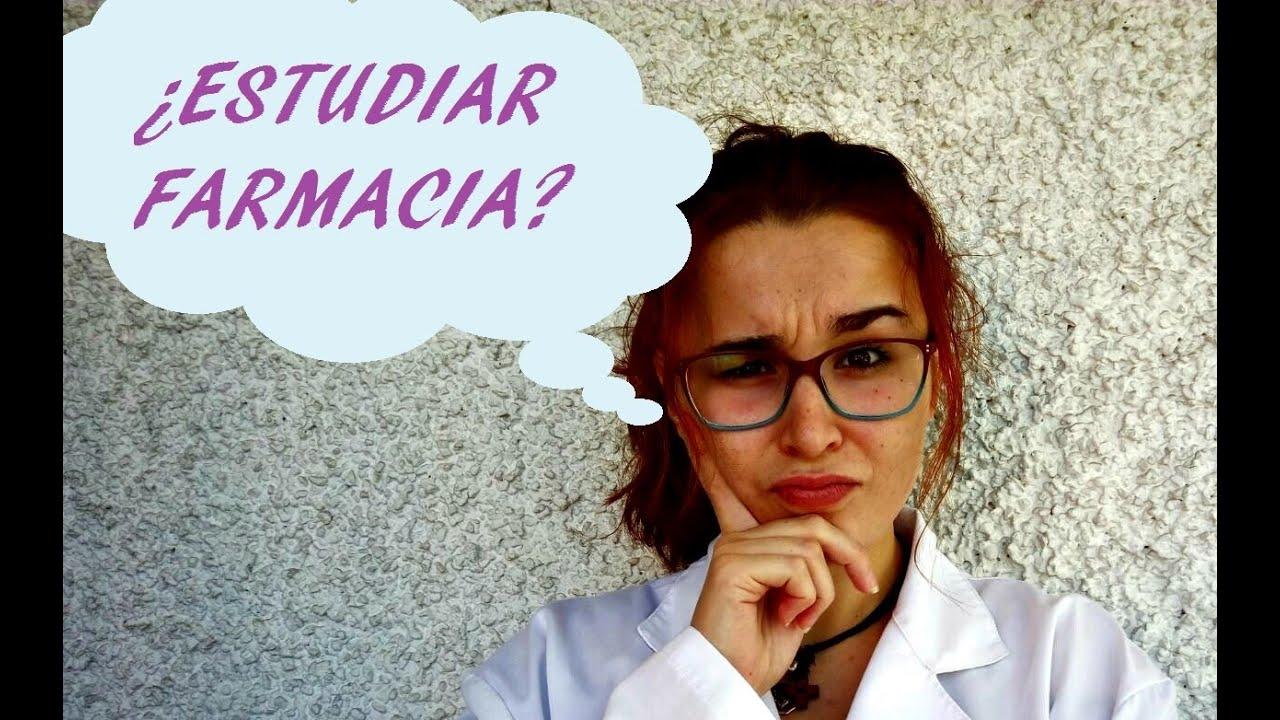 Resultado de imagen de estudiar farmacia