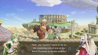 Super Smash Bros. Ultimate - Palutena's Guidance - Donkey Kong