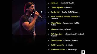 Top 10 All time hits by Shaan