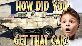 EXTREME VEHICLE MODS TROLLING!! (GTA 5 Mods)