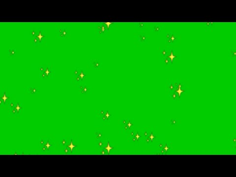 Green Screen Star Fx Effect. A MUST WATCH Effect By Everyone. Green Screen Star Animation.