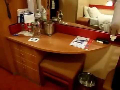 Carnival Cruise stateroom