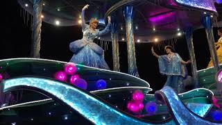 20201206東京ディズニーランド夜間パレード