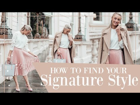 Download Youtube: HOW TO FIND YOUR SIGNATURE STYLE // Fashion Mumblr