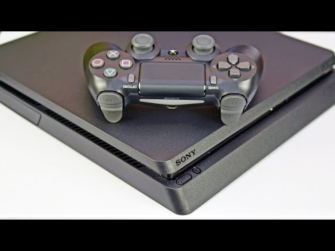 Sony PS4 Slim: Unboxing & Review