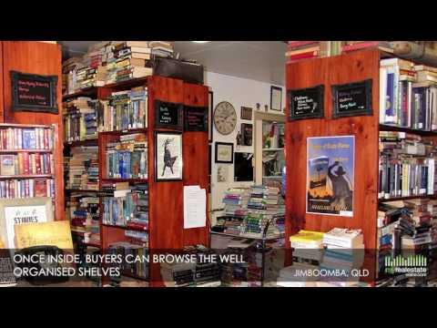 Award-Winning Bookshop Business for Sale - Jimboomba, Qld