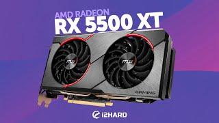 Тест Radeon RX 5500 XT 4Gb и 8Gb: vs GeForce GTX 1650 SUPER & Radeon RX 590