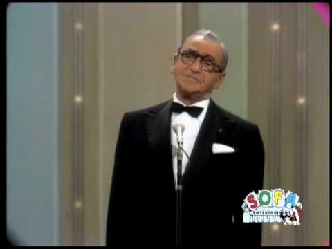 "IRVING BERLIN ""God Bless America"" on The Ed Sullivan Show"