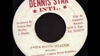 Malibu - Raggamuffin Selector