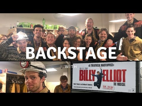 BACKSTAGE WITH BILLY | UK & IRELAND TOUR 2016-17 | PART 2