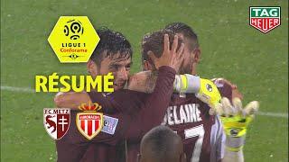 FC Metz - AS Monaco ( 3-0 ) - Résumé - (FCM - ASM) / 2019-20