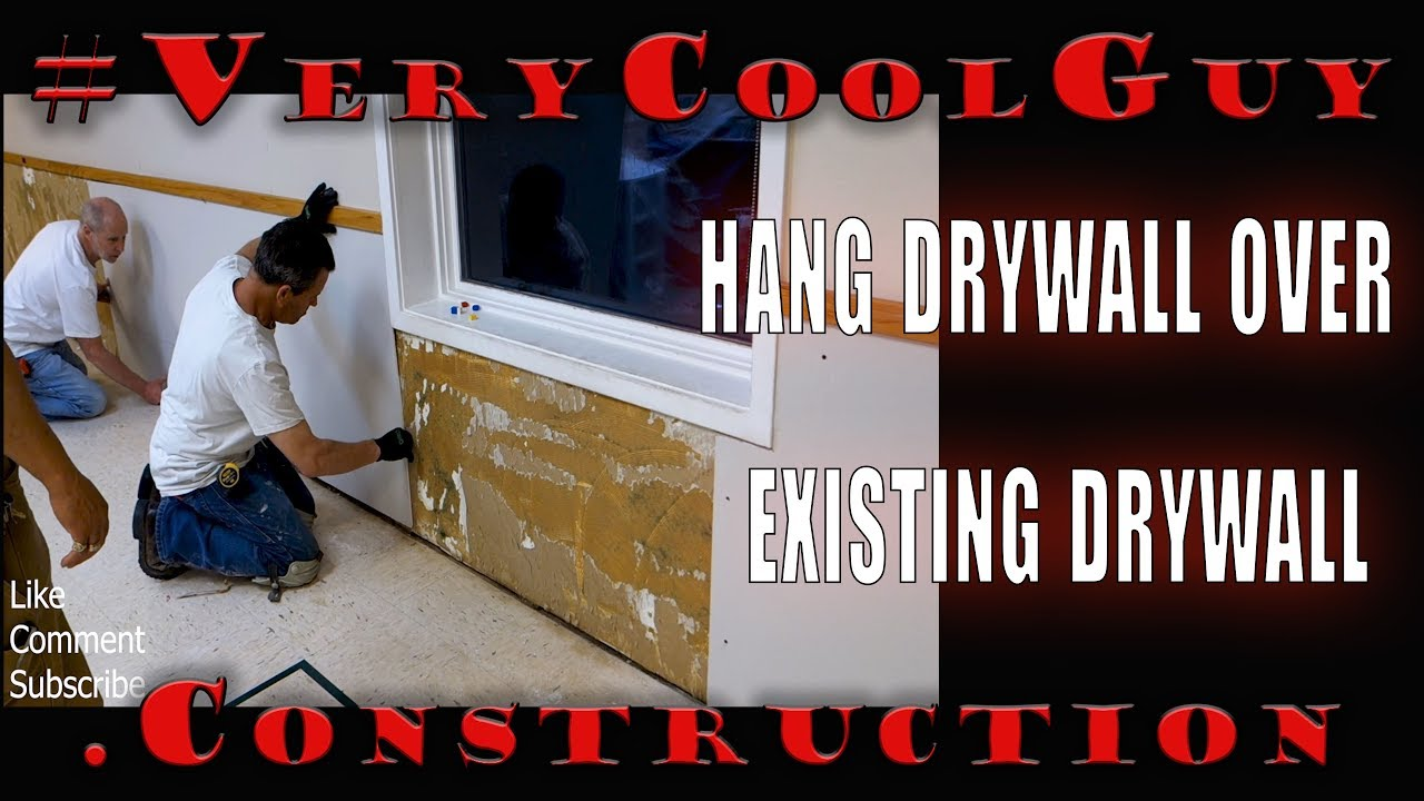 Drywall Over The Lost Files