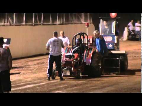 Tony Adolini Outlaw Run 2 Port Royal Speedway 6/28/2014