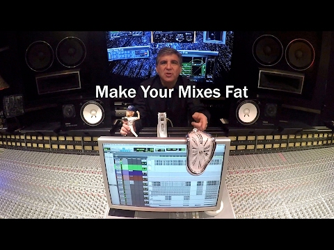 Make Your Mixes Fat - 1 Minute Mixing Madness Ep. 118 Pro tools Mixing and Audio Engineering