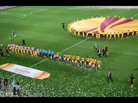 F.C Aris - Atletico Madrid 1-0  Europa League 16/9/10  (full game)