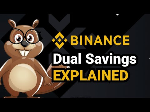 Binance Dual Savings Explained