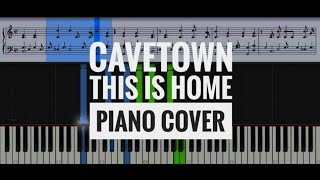 Cavetown - This is Home piano cover (full version) | instrumental