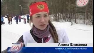 Встали на лыжи в память о земляке-олимпийце