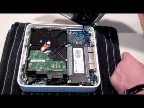 Apple Time Capsule Repair Part 1 of 2