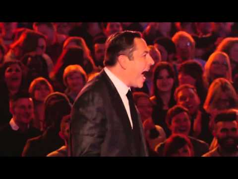 The most epic moment at Britain's Got Talent 2014 [HD]