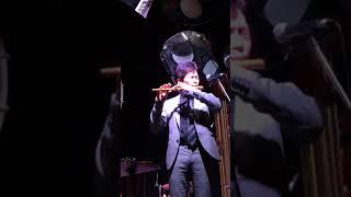 Yasukazu Kanoh solo on shinobue Japanese flute @ Lazybones 2018-01-21