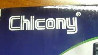 Клавиатура Chicony KU 0903 BL